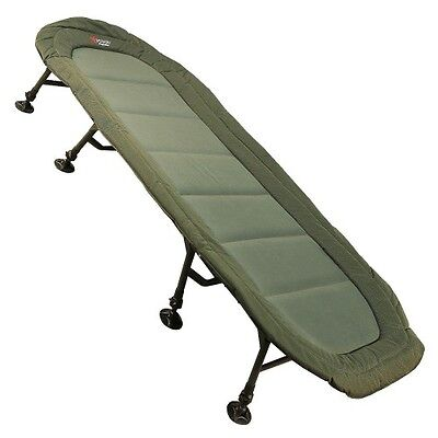 NEW Advanta Discovery CX Straight 8 Carp Fishing Bedchair - AD083