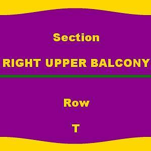2 TICKETS 7/1/17 Finding Neverland Hippodrome Theatre At The France-Merrick PAC