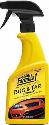 Formula 1 Bug & Tar Tree Sap Traffic Film Remover Car Cleaner Trigger Spray PRO