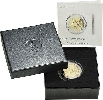 "2012 Finland 2 Euro Proof Coin ""10 Years of the Euro"""