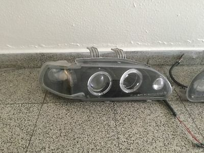 Angel Eyes Honda Civic EG3 EG4 EG5 EG6 EG8 EG9 EH9 EJ1 EJ2 Bj.1992-1998