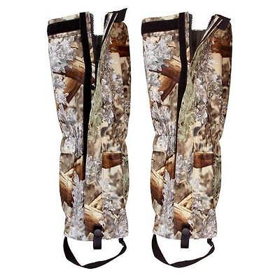 King's Camo Leg Gaiters Desert Shadow TX Pro Weather Waterproof Camouflage