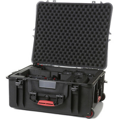 HPRC 2700 Hard Case with Wheels for DJI Ronin-M