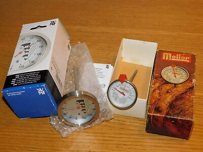 WMF THERMOMETRE à VIANDE FOUR Meat thermometer Scala BRATENTHERMOMETER