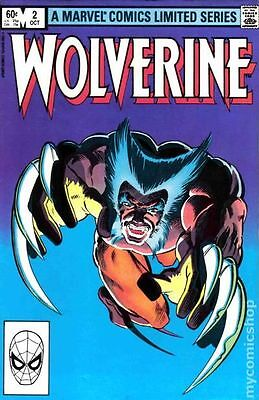 Wolverine limited serie 2.October 1982. Marvel