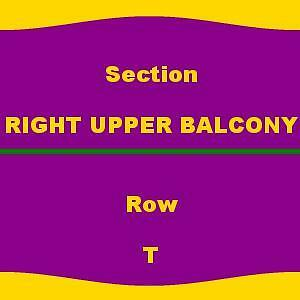 2 TICKETS 7/2/17 Finding Neverland Hippodrome Theatre At The France-Merrick PAC