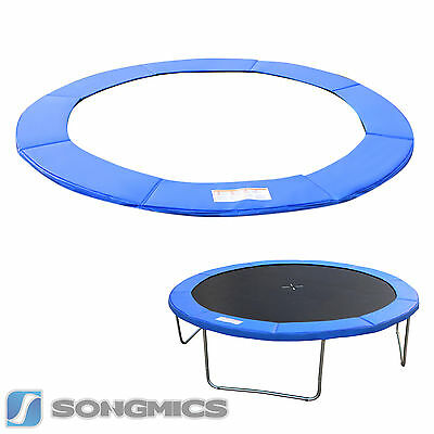 Songmics Trampoline Pad Spring Cover 8FT 10FT 12FT EPE Foam Durable PVC Surround