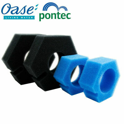 Pontec PondoPress 10000/15000 / Oase BioPress 6000/10000 Filter Media Foam Pk x4