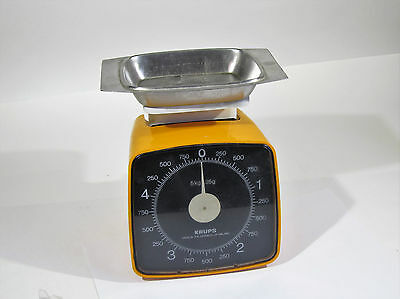 vintage table scales KRUPS 80's