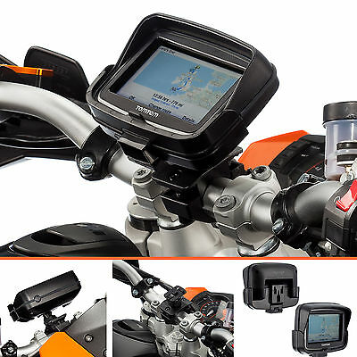 Motorcycle Pro 19-35mm Bike Handlebar Mount with Holder for TomTom Rider v5 4.3""