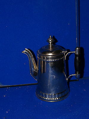 Rochester Stamping Works Plated Coffee Pot 1888-1900