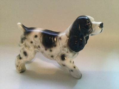 Vtg Ardco Springer Spaniel Figure Figurine Dog. B3