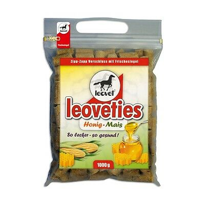 LEOVET TREATS LEOVETIES horse nutritious vitamin cereal treat various flavours