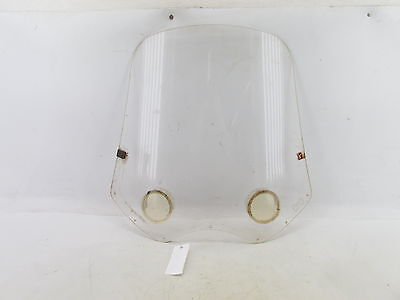 81 Kawasaki Kz1100A Kz1100 Kz 1100 Vetter Fairing Windshield Wind Screen Shield