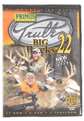 *Primos The TRUTH 22 - BIG Bucks  DVD 43229