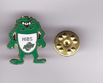 "Hibernian "" Taz "" -  lapel badge butterfly fitting"