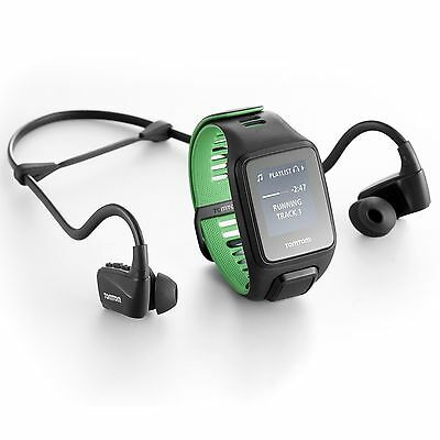 TomTom Runner 3 Multisport Music Small GPS Sports Watch with Headphones
