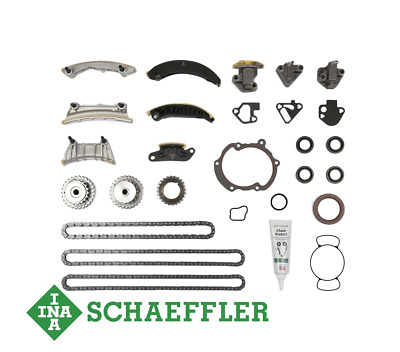 Premium Timing Chain Kit With Gears Holden Commodore Vz Alloytec Ly7 Le0 3.6L V6