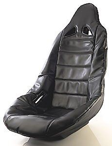 JEGS Performance Products 70250K Pro High Back II Race Seat Kit; Includes: