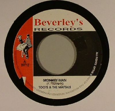 "TOOTS & MAYTALS, The - Monkey Man - Vinyl (7"")"