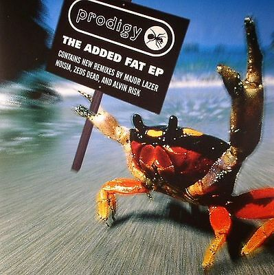 "PRODIGY, The - The Added Fat EP - Vinyl (12"")"