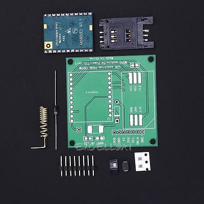 900/1800 MHz M590E GSM/GPRS Module SMS Message DIY Kits for CPU MCU Test Pro