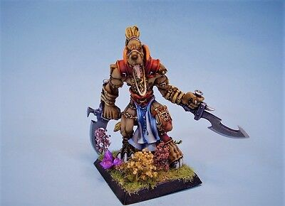 Confrontation painted miniature Devourer Warrior