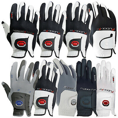 2017 Zoom Mens Flexx Fit Right Hand Golf Glove One Size Fits All Stretch Flex Rh
