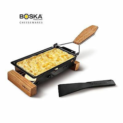 Boska Holland Life Collection Partyclette To Go Oak Raclette Set