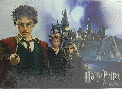 HARRY POTTER and THE PRISONER of AZKABAN Trading Card Set of 72 CARDSINC UK