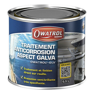 Traitement anticorrosion OWATROL GLV - 0.5 litre