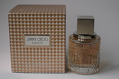 Jimmy Choo - Illicit Eau De Parfum Spray 40Ml Ovp #74-5-3