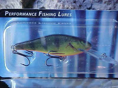 """Salmo 2/"""" Executor IEX5SDR V Color VIKING for Bass//Walleye//Pickerel//Trout//Pike"""