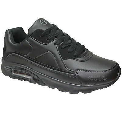 Mens Air Shock Absorbing Casual Running Walking Trainers Jogging Gym Shoes Boots