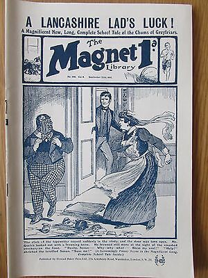 The Magnet No 398 Facsimile copy featuring Billy Bunter (September 1915)