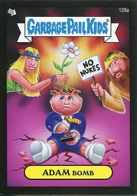 Garbage Pail Kids Mini Cards 2013 Complete Black Parallel 396 Card Base Set