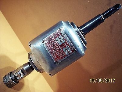 """Jarvis Tapper Type 0C  Capacity To 1/4"""" Tapping Head"""