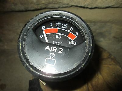 Leyland/erf/foden/vintage Truck Or Bus Smiths Air 2 Guage Nos