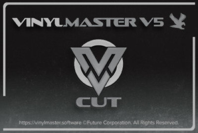 VinylMaster Cut Vinyl Cutter Software Full Version With CD