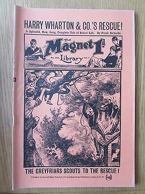 The Magnet No 260 Facsimile copy featuring Billy Bunter February 1913