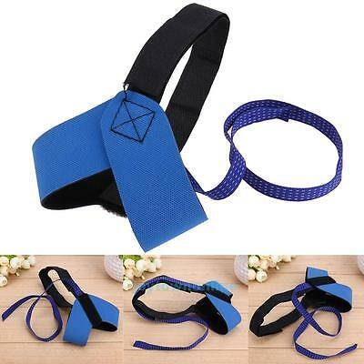 Anti-Static Heel Grounding Floor Mat ESD Control Foot Grounder Heel Strap Blue