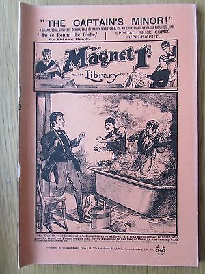 The Magnet No 265 Facsimile copy featuring Billy Bunter March 1913