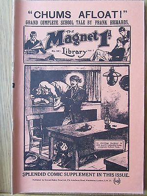The Magnet No 267 Facsimile copy featuring Billy Bunter March 1913