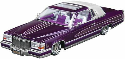 Custom Cadillac Lowrider 1/25 scale skill 5 Revell plastic model kit#4438