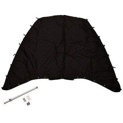 Larson Boat Bow Cover 8424-5211 | LXI 238 Black 116516231