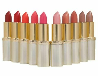 L'Oreal Colour Riche Lipstick ~ Assorted Shades ~ New