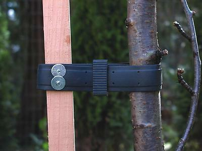 rapiclip Tree Stake Strap Anchor Holder Pro Tree Tie Sapling Support 854 MM-141