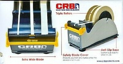 """Crb Tape Dispenser 3 Different Sizes Will Hold 1/8"""" , 1/4"""" , And 1/2"""""""