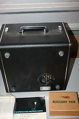 Vintage Concord Stereophonic 444 Reel To Reel Tape Recorder WORKS