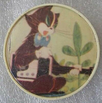 Vintage Tom & Jerry playing Guitar Cartoon Russian 1950